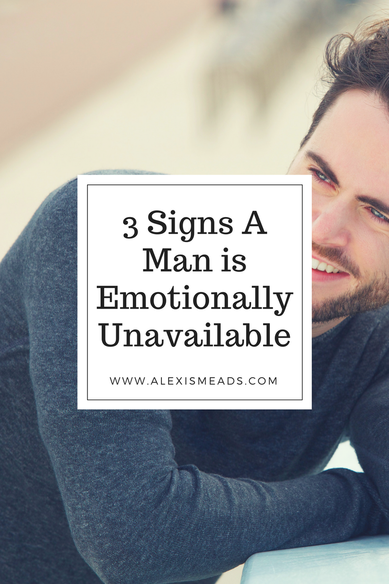 Read This If You re In Love With An Emotionally Unavailable Man