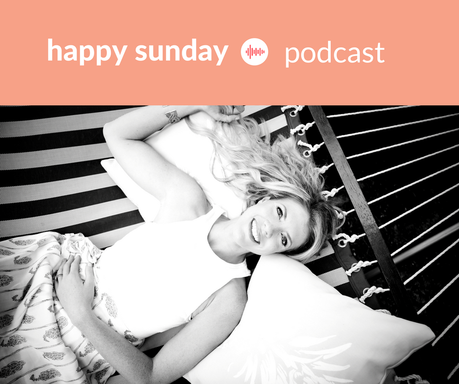 Alexis Meads Happy Sunday Podcast