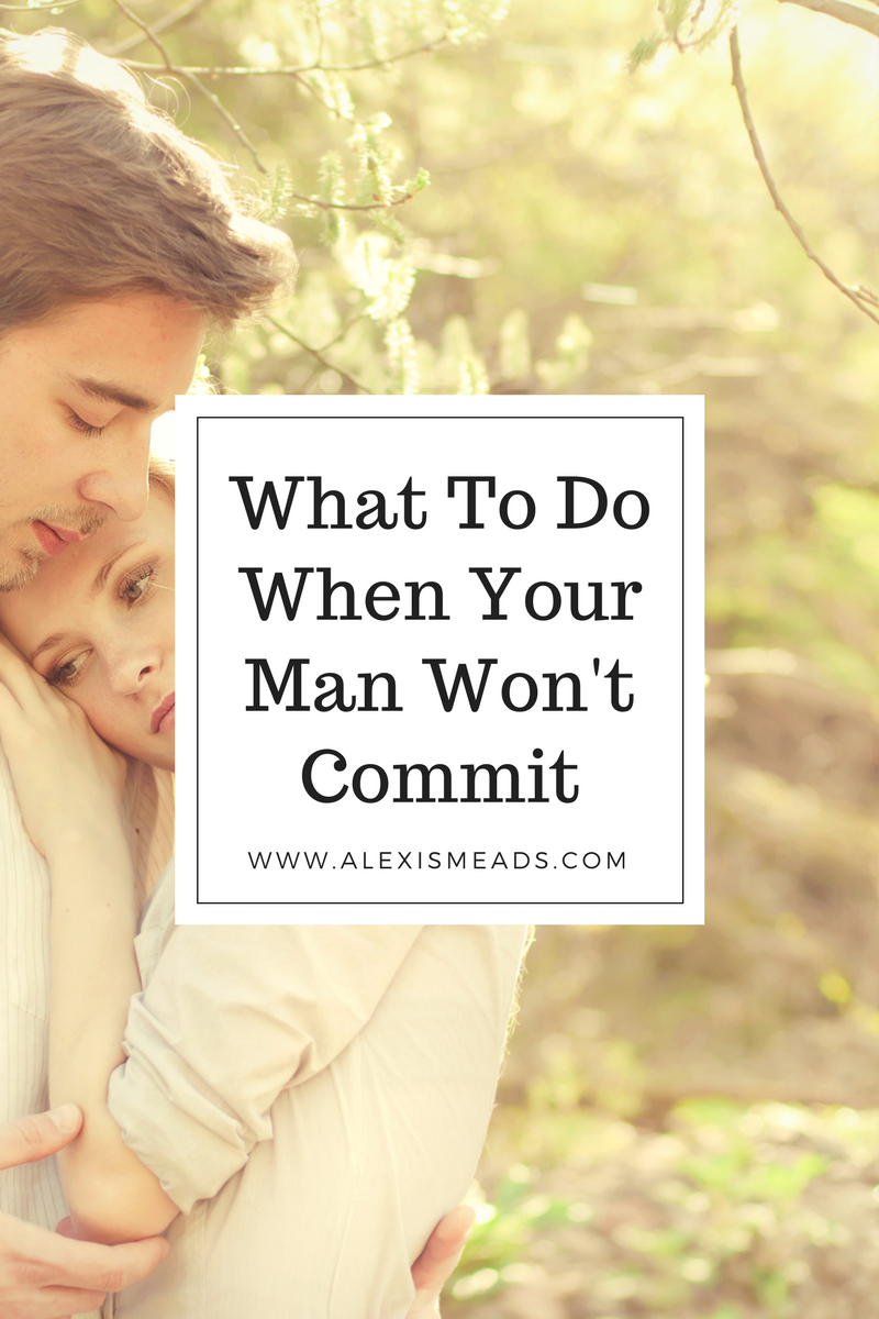 How to spot a man who won t commit